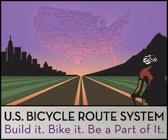 U.S. Bicycle Route System. Build It. Bike It. Be a Part of It.